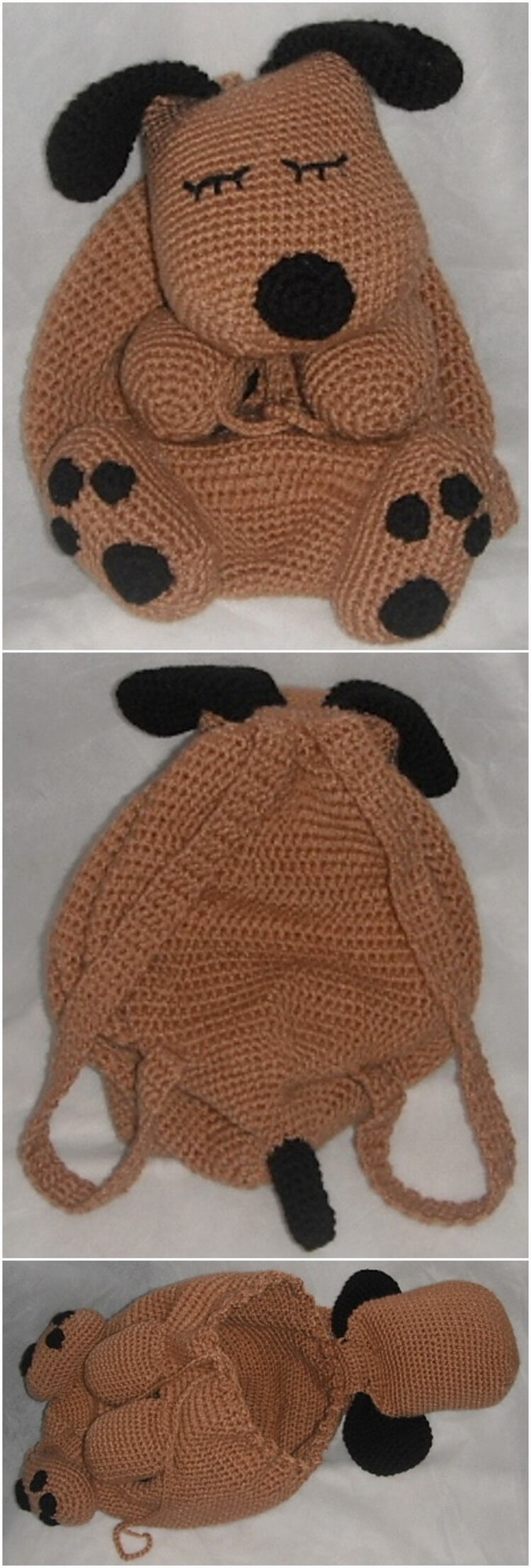 Crochet Backpack Pattern (1)