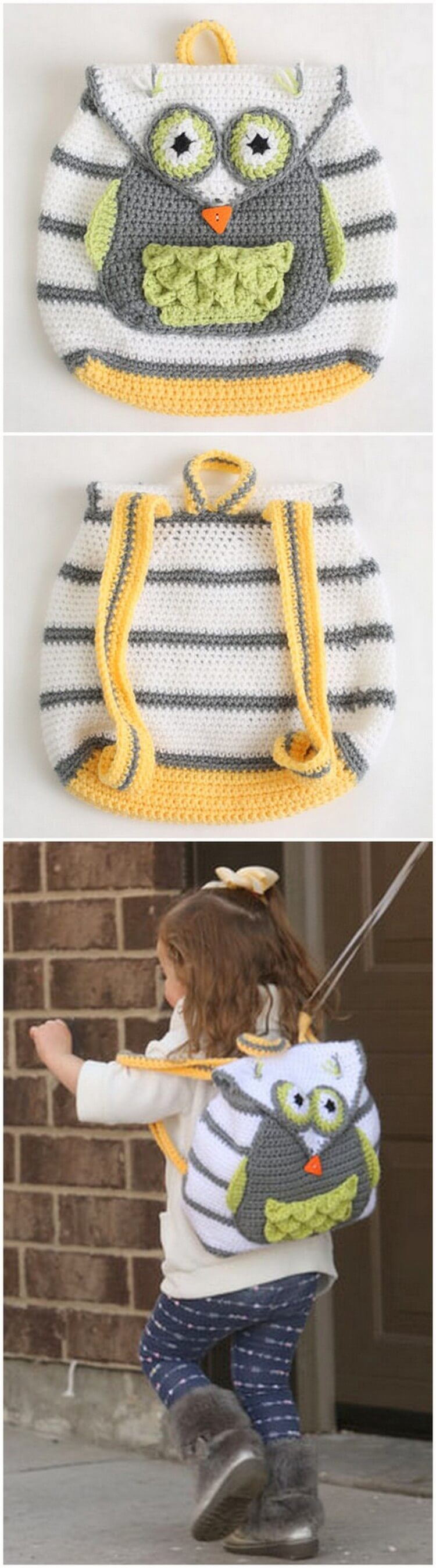 Crochet Backpack Pattern (2)