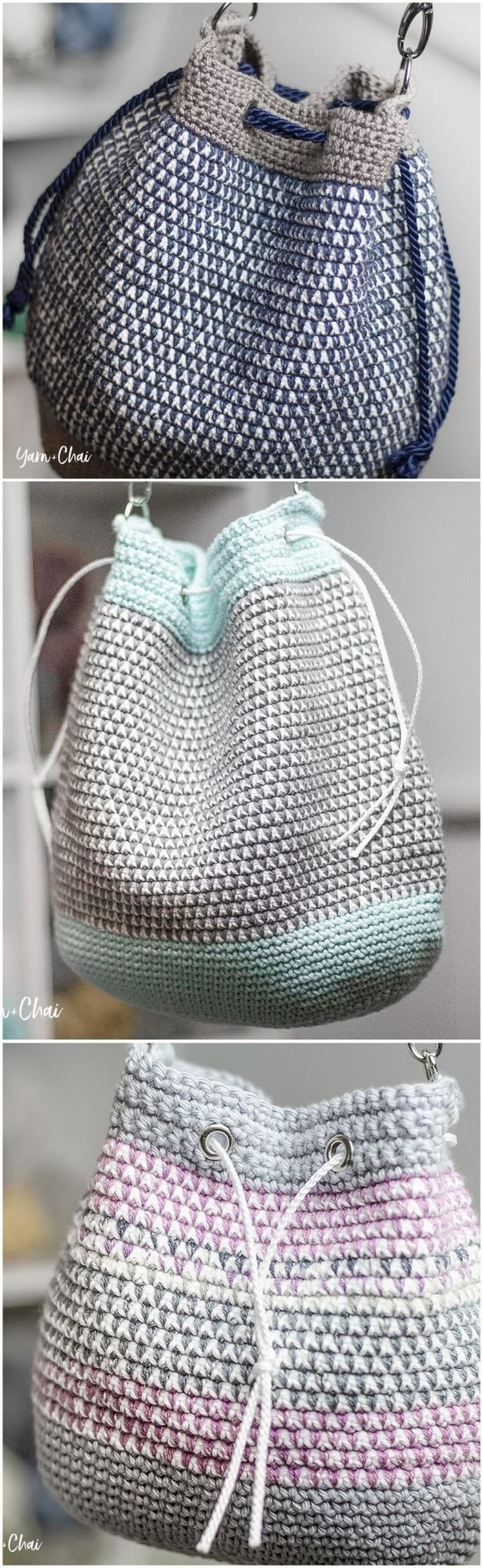 Crochet Backpack Pattern (22)