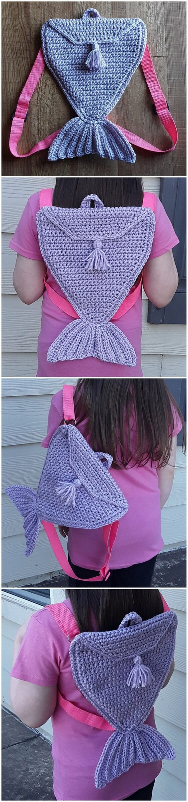 Crochet Backpack Pattern (23)