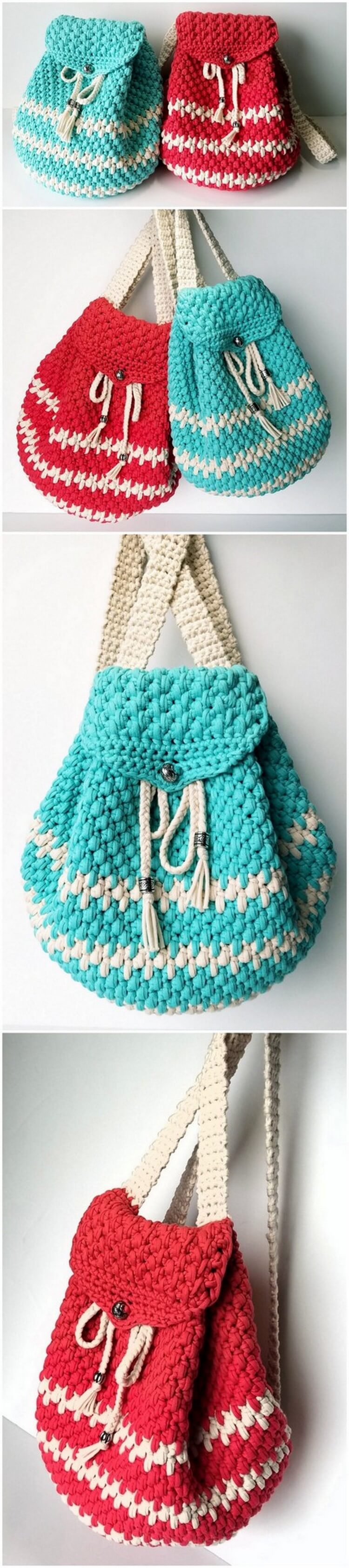 Crochet Backpack Pattern (28)