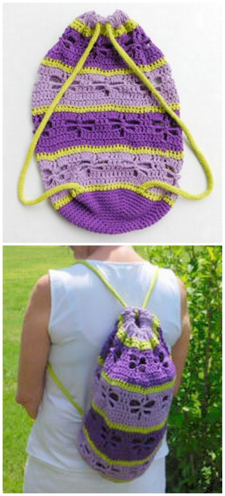 Crochet Backpack Pattern (31)