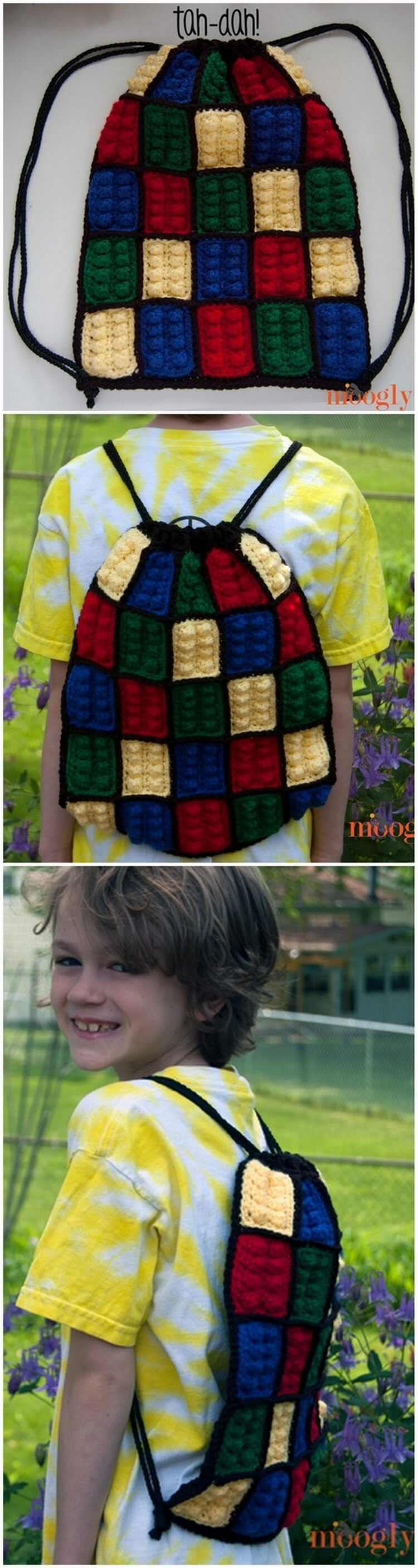 Crochet Backpack Pattern (45)