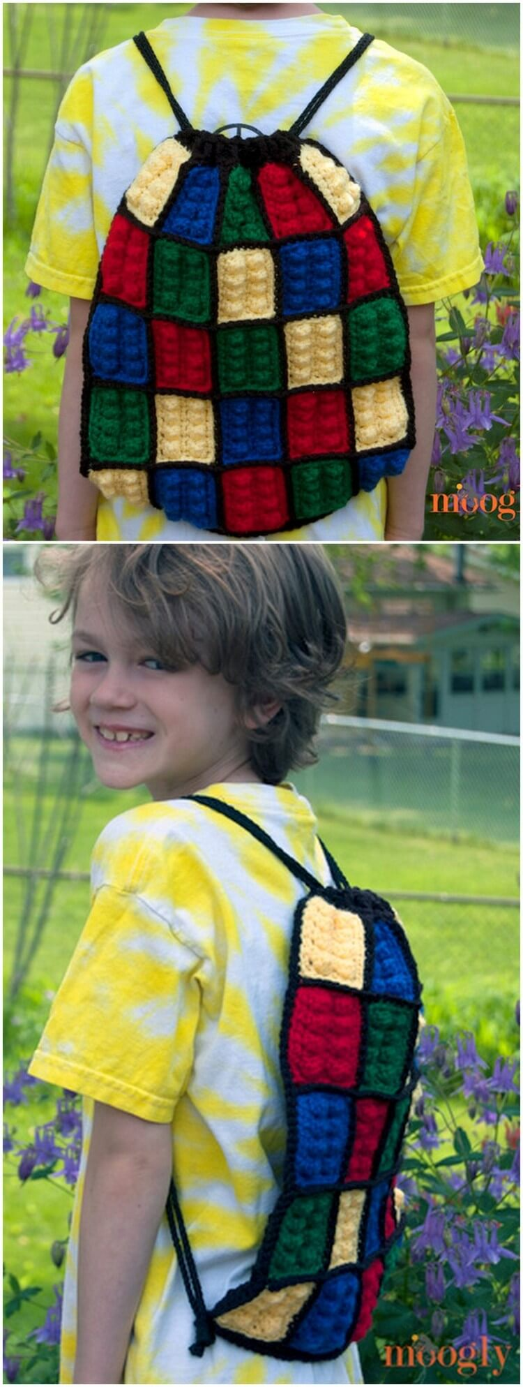 Crochet Backpack Pattern (46)
