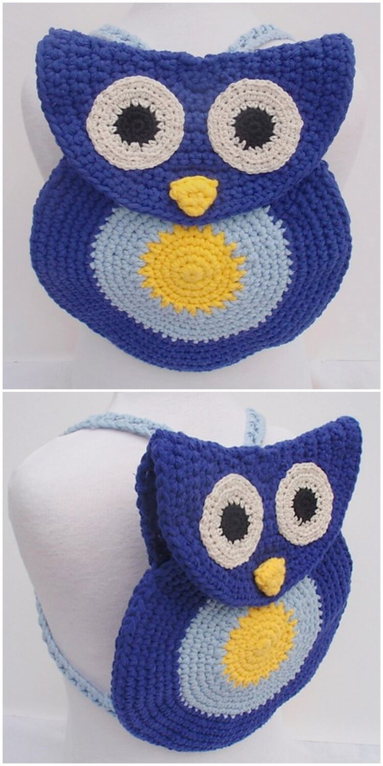 Crochet Backpack Pattern (51)