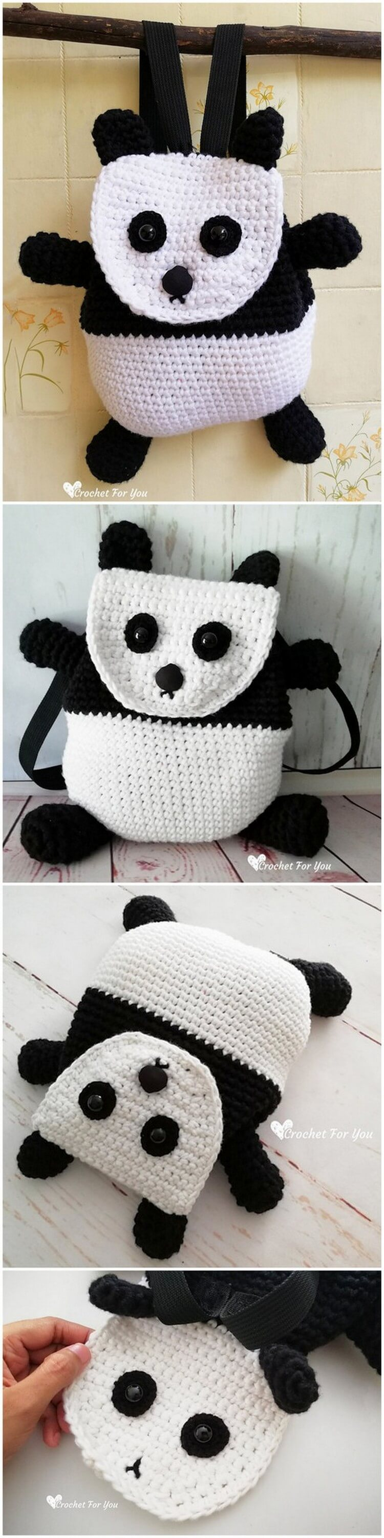 Crochet Backpack Pattern (56)