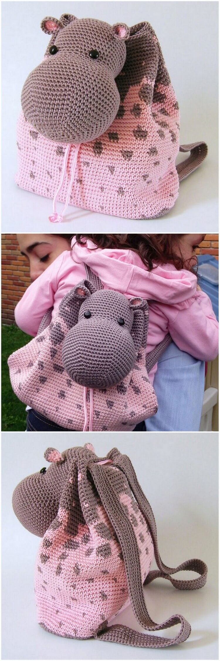 Crochet Backpack Pattern (72)