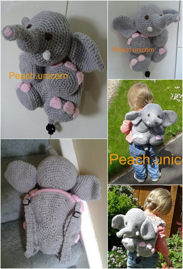 Crochet Backpack Pattern (73)