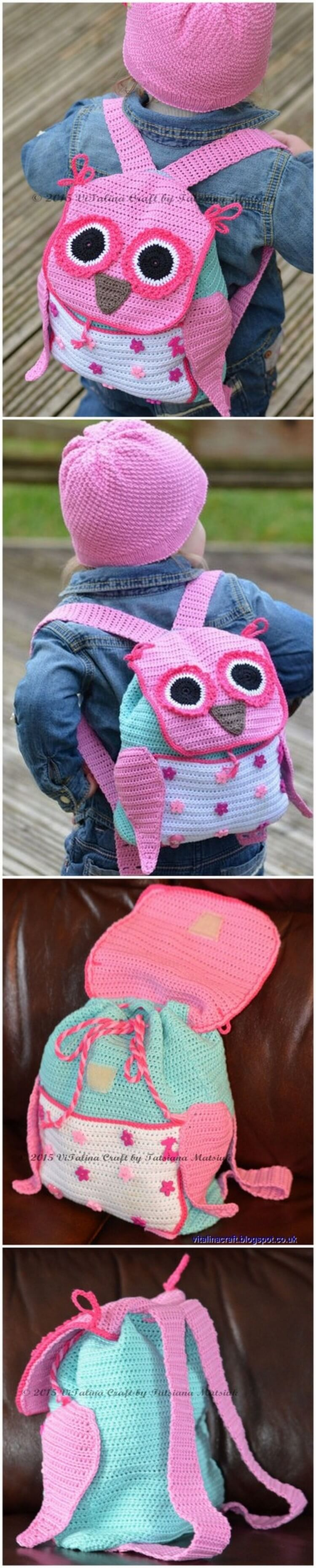 Crochet Backpack Pattern (81)