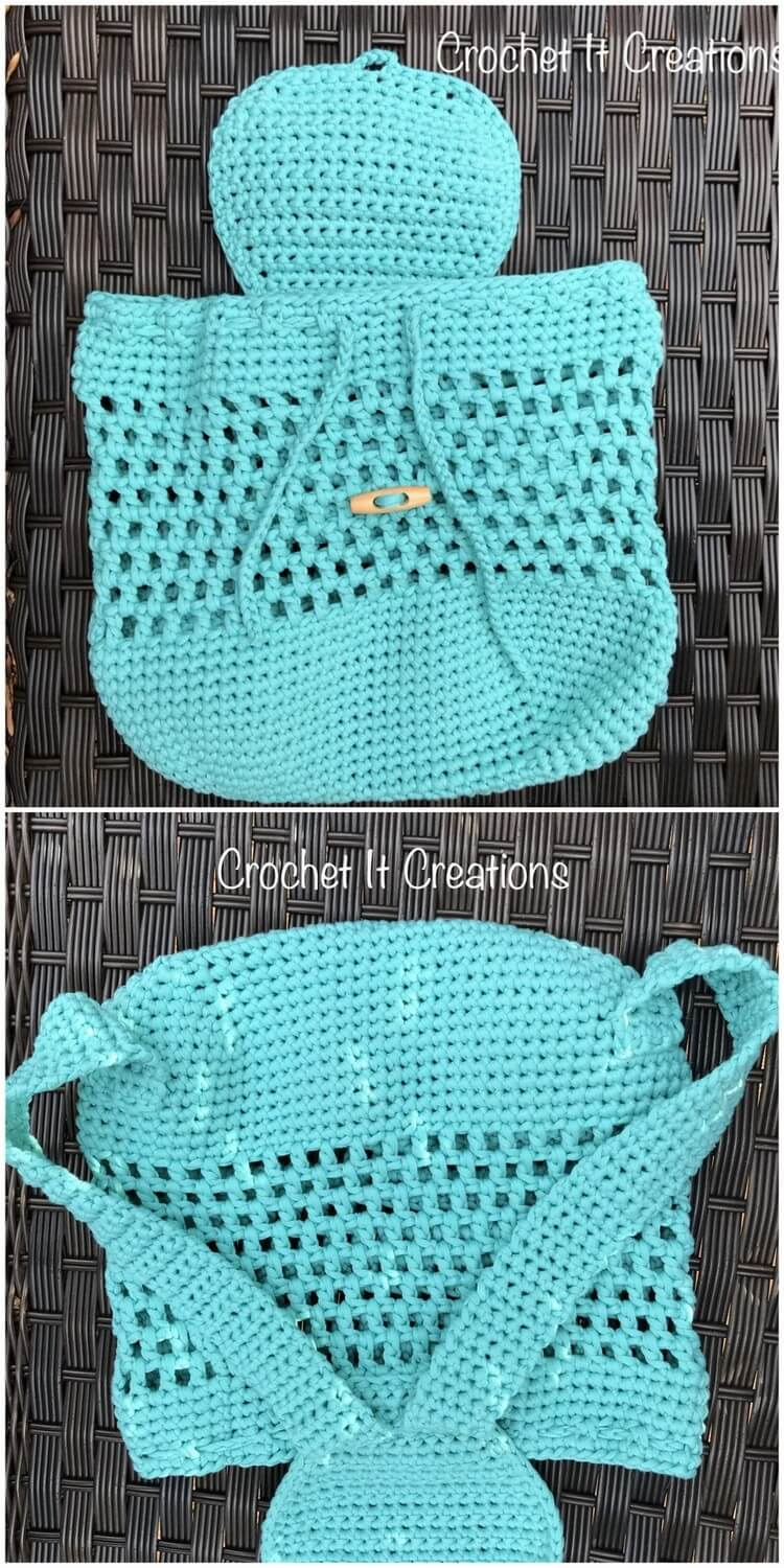 Crochet Backpack Pattern (87)