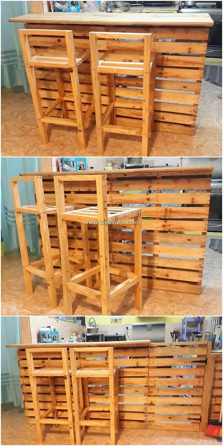 Pallet-Counter-Table-and-Chairs