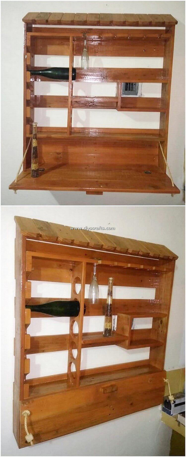 Pallet-Folding-Desk