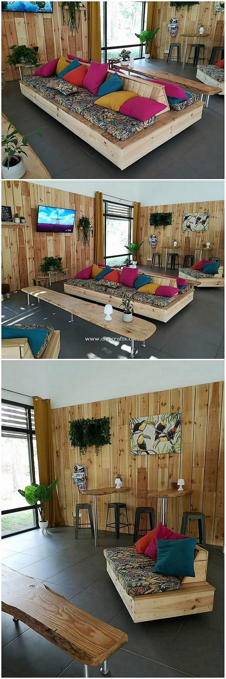 Pallet-Wall-Paneling-and-Furniture