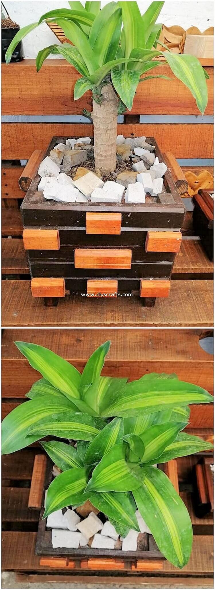 Pallet-Wood-Planter-Box