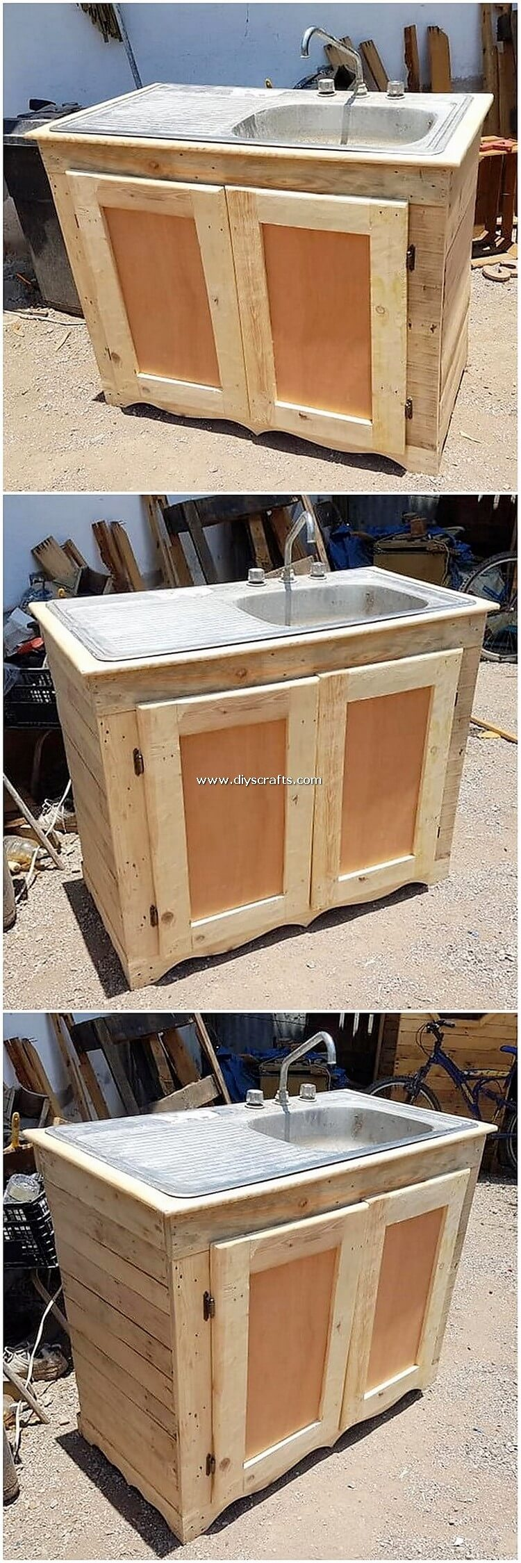 Wood-Pallet-Sink-with-Cabinet