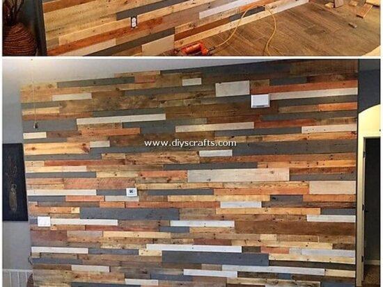 DIY-Pallet-Wall-Paneling