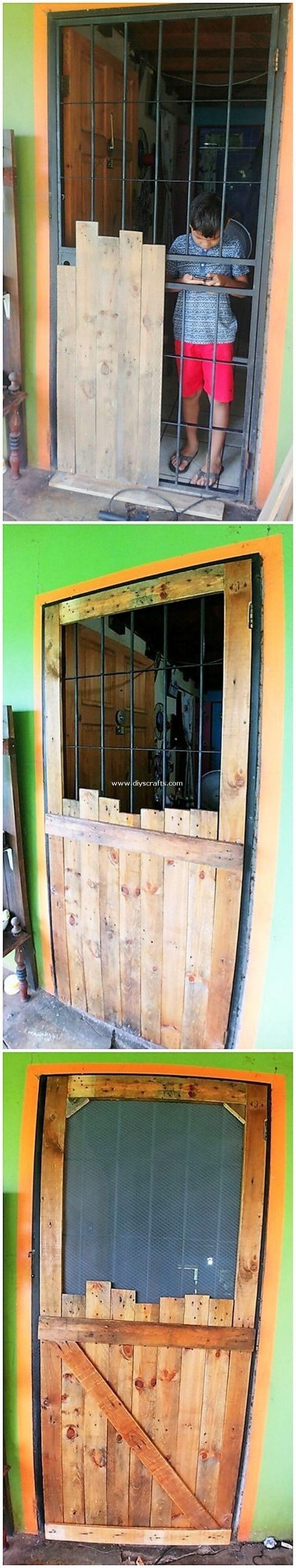 Pallet-Door
