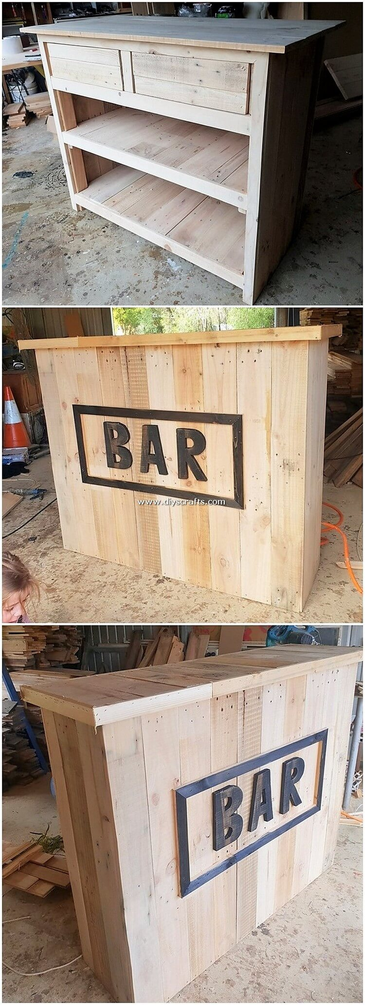 Pallet-Counter-TAble